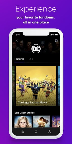 HBO Max: Stream HBO, TV, Movies & More 50.1.0.64 Screen 4