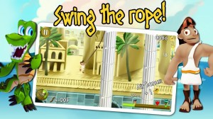 Android Rope Escape Atlantis Screen 1