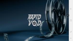Rapid VOD 2.1 Screen 1