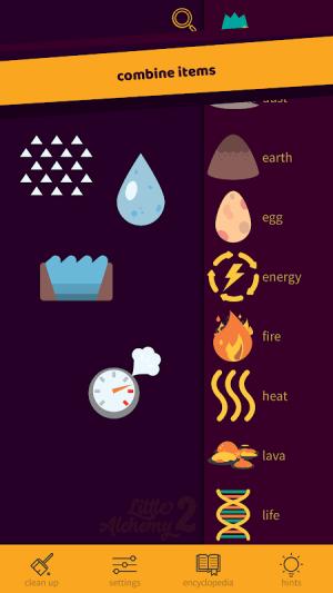 Little Alchemy 2 1.4.5 Screen 3