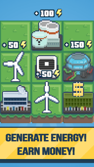 Reactor - Idle Tycoon - Energy Sector Manager 1.68.03 Screen 5