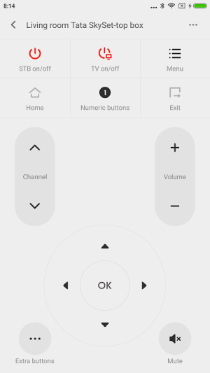 Mi Remote controller - for TV, STB, AC and more 5.8.4.7 Screen 4