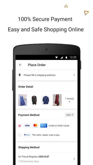 Newchic-Fashion Shopping Online 6.15.5 Screen 2