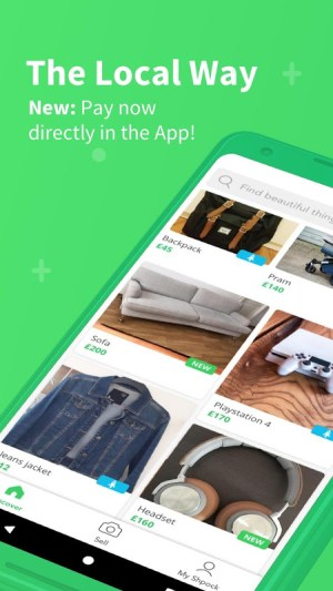 Shpock - Local Marketplace. Buy, Sell & Make Deals 7.2.3 Screen 11