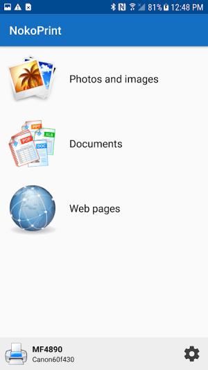 NokoPrint - Mobile Printing 1.9.0 Screen 4