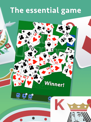 Solitaire 4.3.1 Screen 10