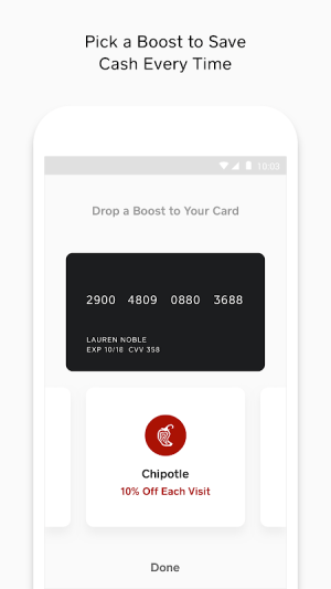 Cash App 2.52.0 Screen 2