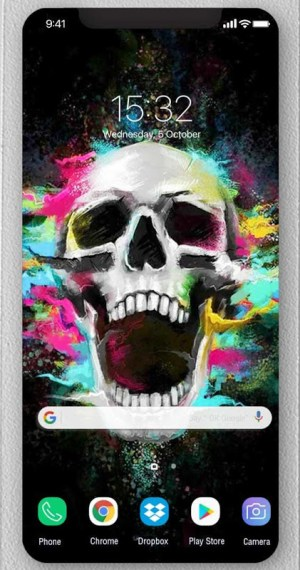 Skull Wallpapers and Backgrounds 1.0 Screen 4