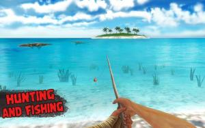 Android Island Is Home 2 Survival Simulator Game Screen 3