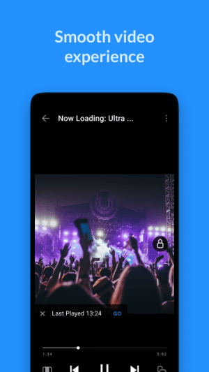Android Lark Player - Free MP3 Music & Youtube Player Screen 1