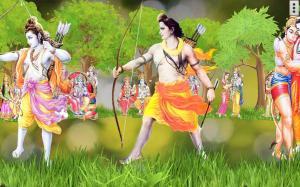 4D Shri Rama (श्री राम दरबार) Live Wallpaper 9.0 Screen 11