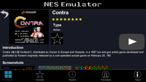 Android NES Emulator (CoolNES) -  The best free Emulator Screen 4