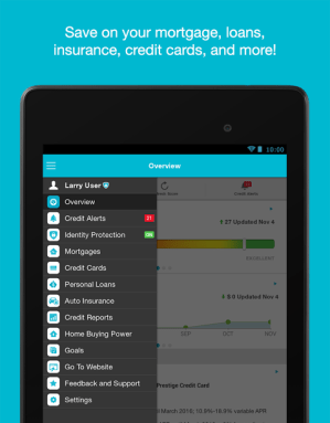 Credit Sesame 2.8.4 Screen 4