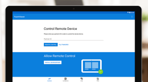 TeamViewer for Remote Control 15.3.49 Screen 7