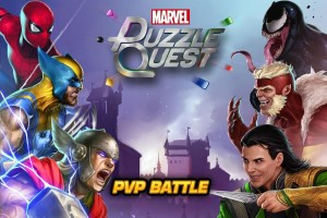 MARVEL Puzzle Quest: Join the Super Hero Battle! 196.517093 Screen 6