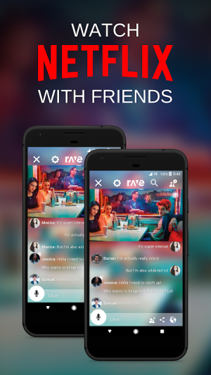 Rave – Netflix & YouTube with Friends 3.10.4 Screen 6