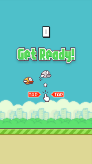 Flappy Bird 1.3 Screen 3