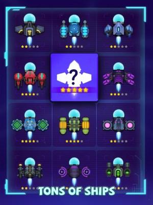 Virus War - Space Shooting Game 1.6.9 Screen 5