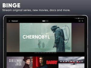 HBO NOW: Stream TV & Movies 22.0.0.540 Screen 4