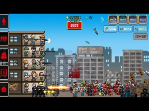 100 DAYS - Zombie Survival 2.9 Screen 10