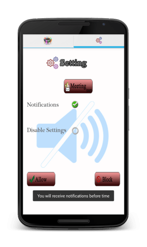 Android Silent Mode Screen 4