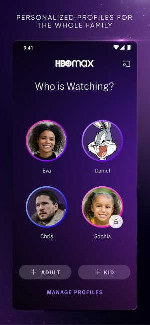 HBO Max: Stream and Watch TV, Movies, and More 50.36.0.2 Screen 6