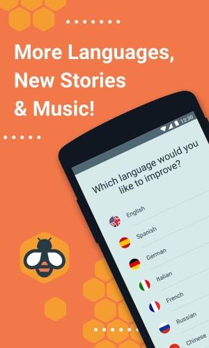 Beelinguapp: Learn Languages Music & Audiobooks 2.377 Screen 6