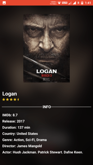 Android HollywoodHub | Movies | TV-Series Screen 7