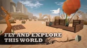 Desert Skies - Survival on Raft 1.17.0 Screen 1