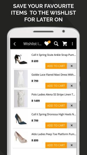 Online Fashion Shopping Zando 1.2.0 Screen 4