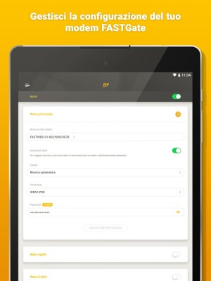 MyFastweb 4.4.18 Screen 7