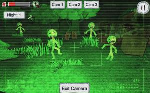 Android Stickman Zombie Survival 3D Screen 4
