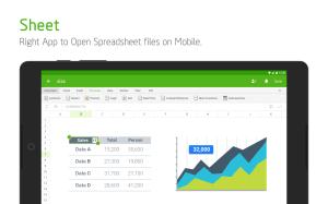 Polaris Office - Free Docs, Sheets, Slides + PDF 9.0.4 Screen 1