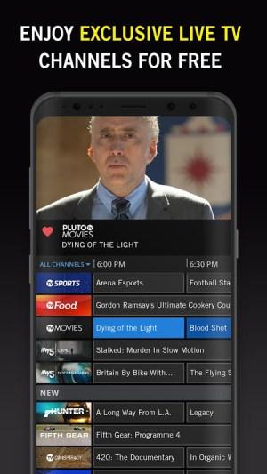 Pluto TV 2.4.13-leanback Screen 6