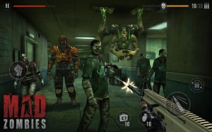The Dead Uprising : MAD ZOMBIES 5.22.2 Screen 11