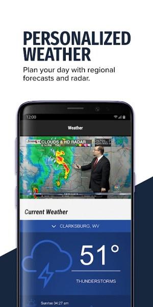 WBOY 12News 41.5.0 Screen 4