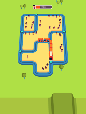 Train Taxi 1.4.0 Screen 2