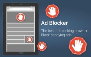 Android Ad Blocker Turbo Screen 3