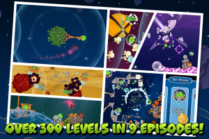 Angry Birds Space 2.2.14 Screen 5