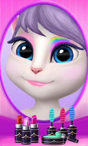 Android My Talking Angela Screen 7