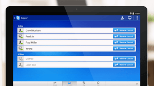 TeamViewer for Remote Control 12.3.7266 Screen 5