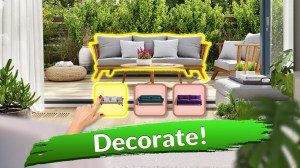 Flip This House: Design & Home Makeover Games 3D 1.103 Screen 2