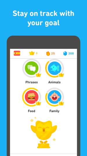 Duolingo: Learn Languages Free 3.85.1 Screen 4
