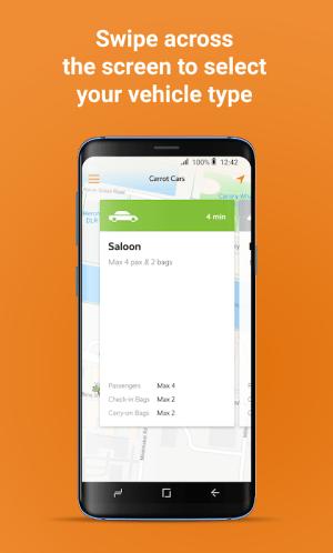 Carrot Cars – London's Minicab 20.4.0 Screen 7