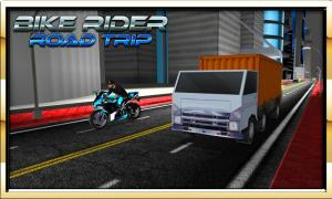 Android Bike Rider Road Trip Screen 6