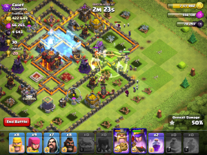 Clash of Clans 11.446.22 Screen 7