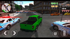 Android Clash of Crime Mad San Andreas Screen 3