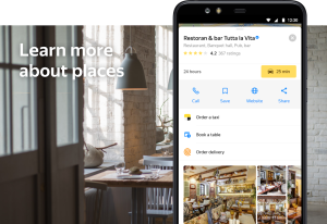 Yandex.Maps 8.7.1 Screen 3