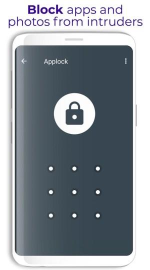 DFNDR: Antivirus, Booster & Cleaner 5.34.1 Screen 5