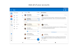 Microsoft Outlook 4.2104.2 Screen 8